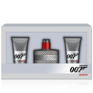 Quantum James Bond 50ML Gift Set