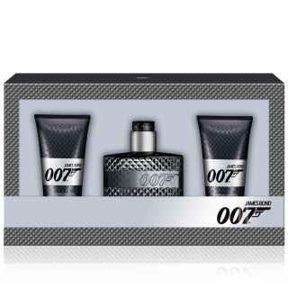 Männergeschenk Signature James Bond Parfum Set
