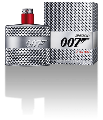 007 Fragrances Quantum
