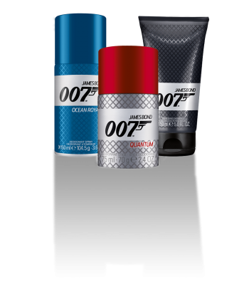 007 Fragrances Extra