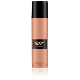 007 for Women-deodorantspray