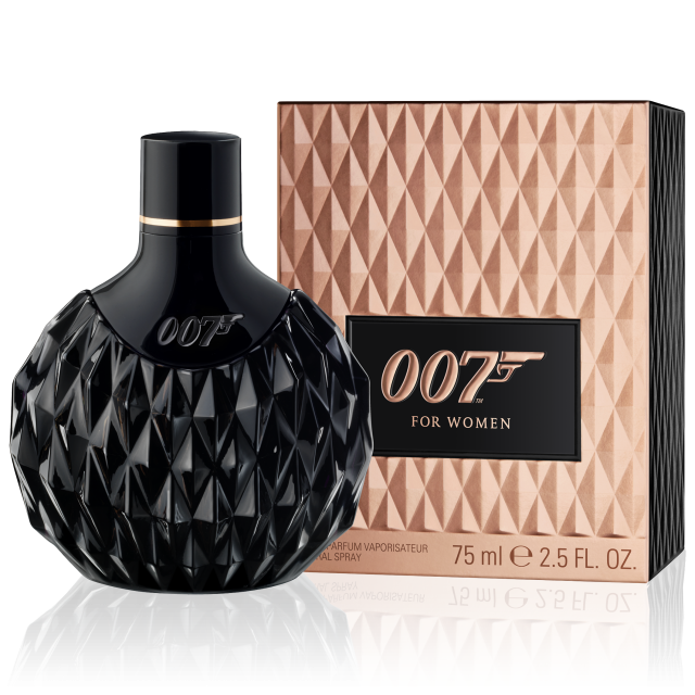 007 for women eau de parfum james bond 007 fragrances. Black Bedroom Furniture Sets. Home Design Ideas
