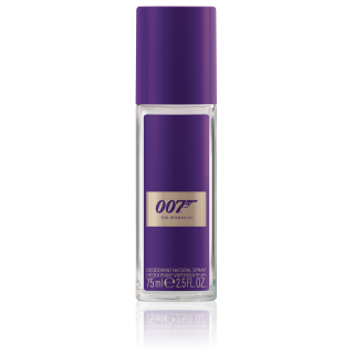 007 FOR WOMEN III DEODORANT NATURAL SPRAY