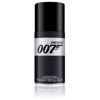 product image007 James Bond Signature Deodorant Spray For Men