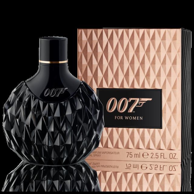 007 for women eau de parfum james bond 007 fragrances. Black Bedroom Furniture Sets. Home Design Ideas