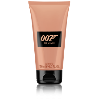 007 For Women Shower Gel