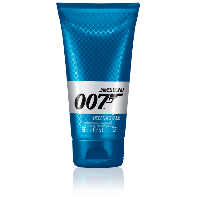 ocean royale shower gel james bond 007 fragrances