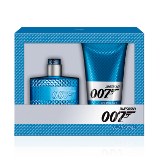 007 James Bond Ocean Royale Men's Gift Set