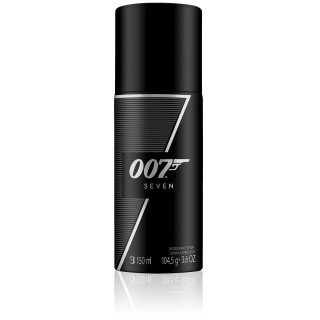 007 SEVEN Deodorant Spray For Men