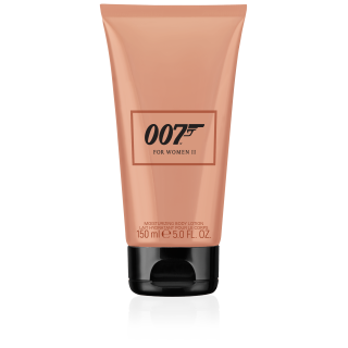 007 for Women II Body Lotion