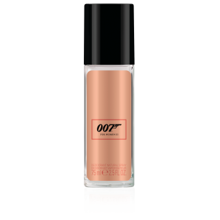 007 FOR WOMEN II DEODORANT SPRAY