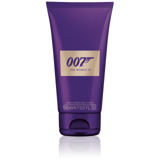 007 FOR WOMEN III BODY LOTION
