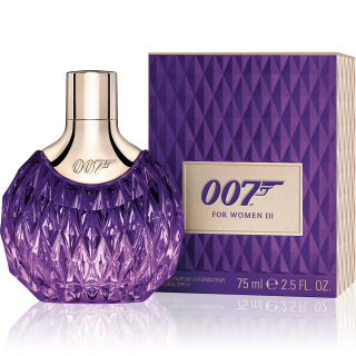 007 For Women III Eau De Parfum