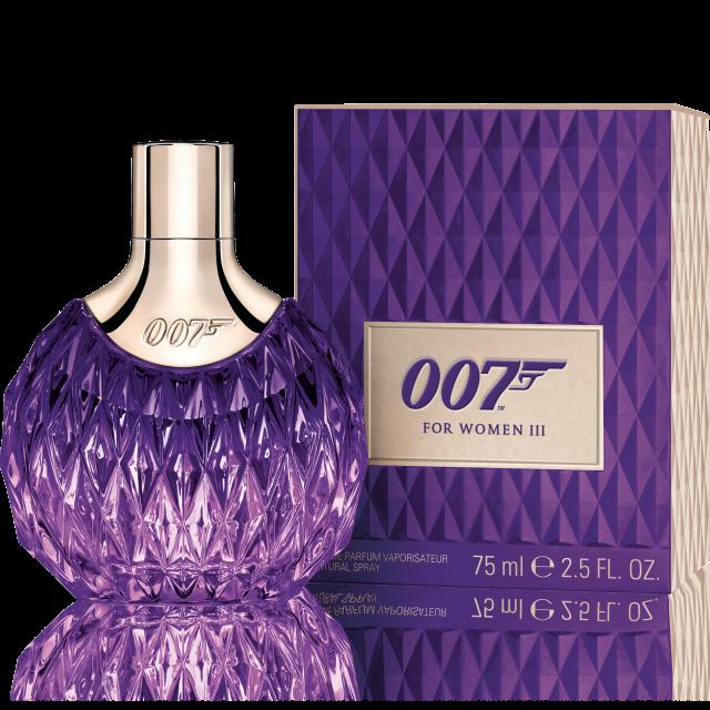 007 for Women III   Eau de Parfum fuer Frauen  James Bond