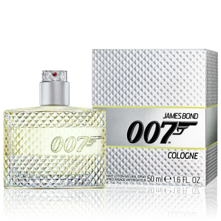 James Bond 007 Cologne Aftershave Lotion Spray