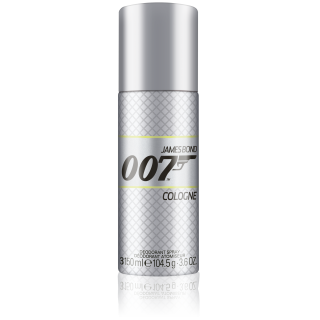 James Bond 007 Cologne Deodorant Spray